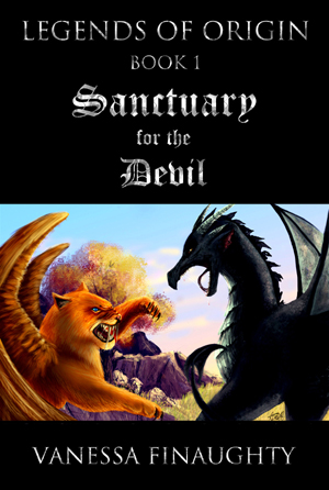 Legends of Origin, Book 1: Sanctuary for the Devil