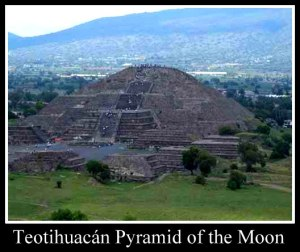 Teotihuacan Pyramid of the Moon_blog